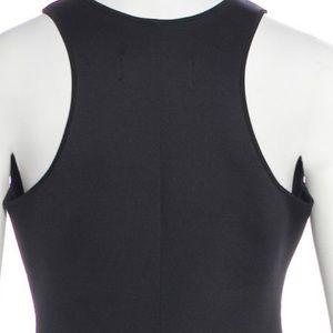 Clover Canyon Dresses - Clover Canyon black mini sheath dress